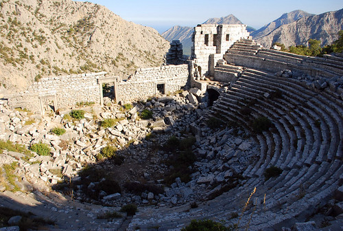 ruins of Termessos