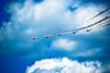 Canadian Snowbirds (Forest Wang) Tags: sky ontario canada june expo aviation kitchener 200iso airshow waterloo planes snowbirds 2010 f63 breslau kitchenerwaterloo 210mm canadiansnowbirds 424pm june2010 sonydslra230 12000secatf63 mygearandmepremium fathersday2010