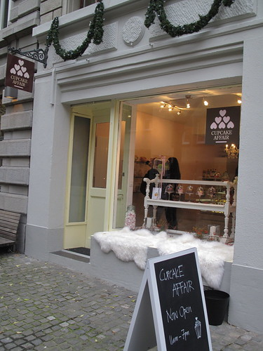 Cupcake Affair, Zürich, Switzerland