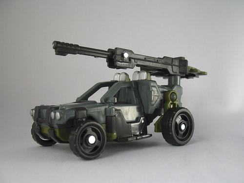 Transformers Sector 7 Hardtop