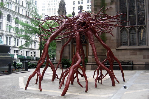 NYC - Trinity Church - Trinity Root