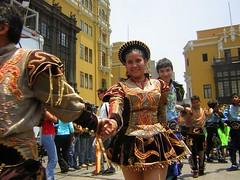 Lima's 473rd Birthday