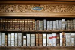 Theologi (Bundscherer) Tags: vintage buch alt bibliothek books theology oberpfalz waldsassen theologie bücher inkunabel