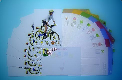 無限台南-手製明信片