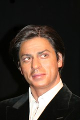 SRK's wax duplicate - the dead eyes of London...*g* (photos4dreams) Tags: india artwork handsome hero idol bollywood actor don shahrukhkhan shahrukh srk kingkhan indiancinema indianmovie theshahrukhkhangroupwwwflickrcomgroupssrk photos4dreams photos4dreamz