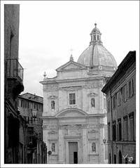 S.Maria a Provenzano (Gianluca Ermanno (aka Vygotskij 30.000)) Tags: italien bw italy italia framed churches tuscany siena toscana italie picnik italians chiese