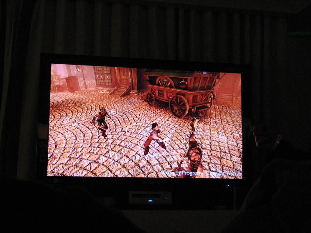 E3 2007- Fable 2