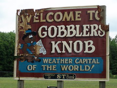 Welcome to Gobblers Knob