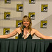 Lucy Lawless recounts Callis' full frontal scene