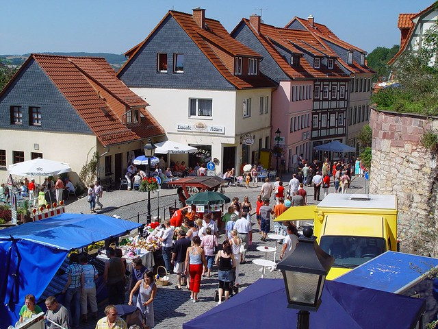 Nordhausen - Old town celebration/Altstadtfest