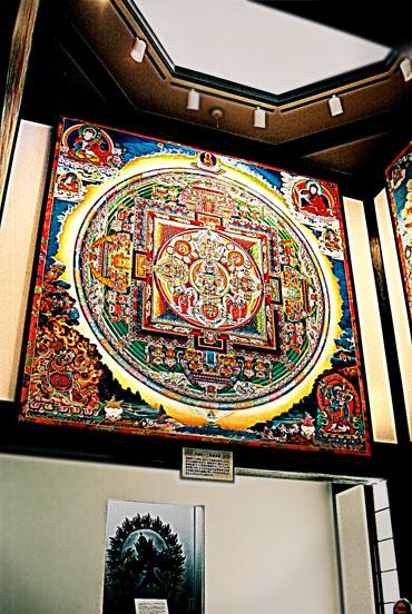 медитационный центр - внутри