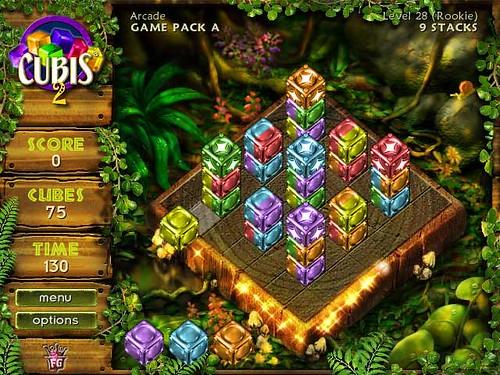 Cubis Gold 2 Game Screenshot 4