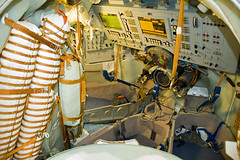 Soyuz-Cockpit-1 (DaveMosher) Tags: space nasa shuttle