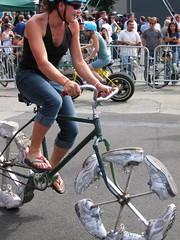 Sneaker Bike