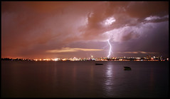 Wrath of god, Maputo - Mozambique (kryyslee) Tags: world pictures voyage africa trip travel storm color reflection travelling colors night clouds canon boats photography eos photo foto tour nightscape image photos pics couleurs picture illumination images du traveller adventure round around lightning christophe monde backpacker amateur pict autour couleur mozambique maputo afrique worldtrip mocambique tempete globetrotter aroundtheworld aventure eclairs lightnings tourdumonde 50d aroundtheworldtrip 400d eos400d 20072008 anawesomeshot kryyslee christophepaquignon paquignon voyageautourdumonde