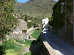 Selva De Mar (The real GoG) Tags: water rio river puente pont ravine aigua riera aigui