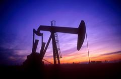 oil pump.jpg (jjay69) Tags: sunset usa night dark evening movement lasvegas action nevada flash well pump oil