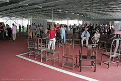 documenta 12 | Ai Weiwei | 1001 chairs | Fairytale | Aue-Pavillon