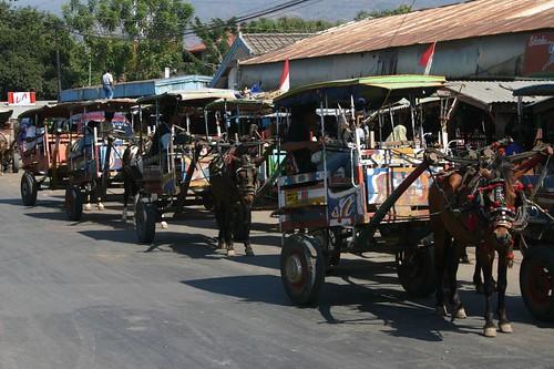 Benhurs in Lebuhan Lombok.