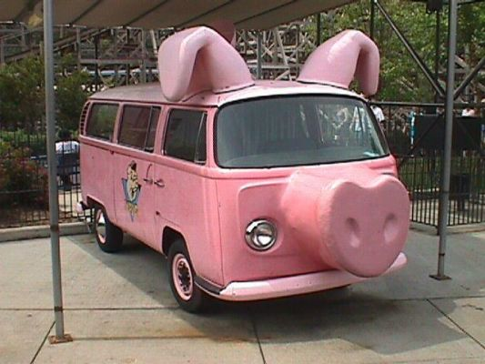 normal_funny_pig_custom_car_comedy_pic_309
