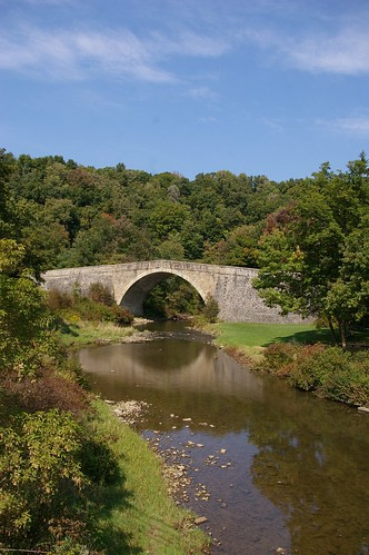 Casselman River Bridge, Grantsville, Maryland