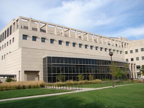 IUPUI Informatics Building