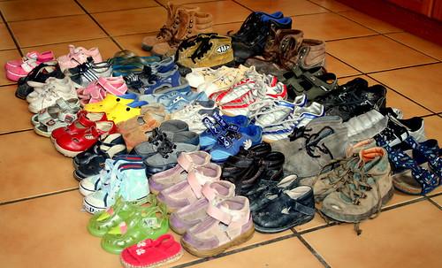 73 Kids shoes