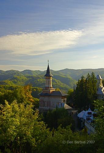 Rohia Monastery, Maramures, Romania