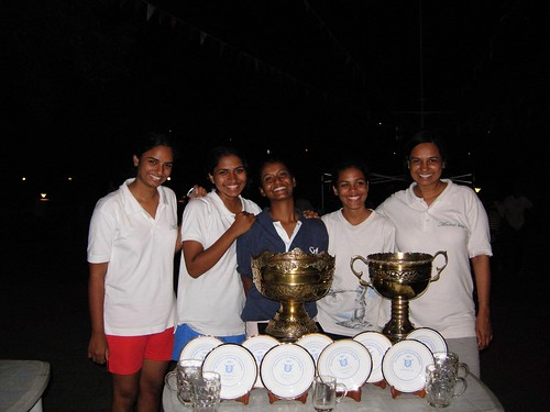 The Winning Madras Houz Team