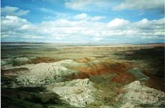 Painted Desert (David J Chanter) Tags: arizona unitedstates painteddesert holbrook