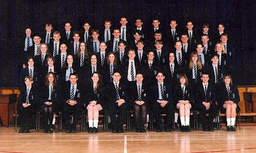 Dromore High Prefects 1996-97