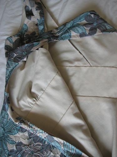 lining (cotton batiste)