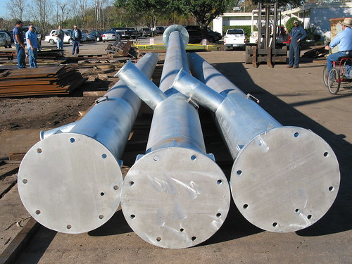 """20"""" Diameter Inlet Air Stack for a Gas Plant in Texas"""