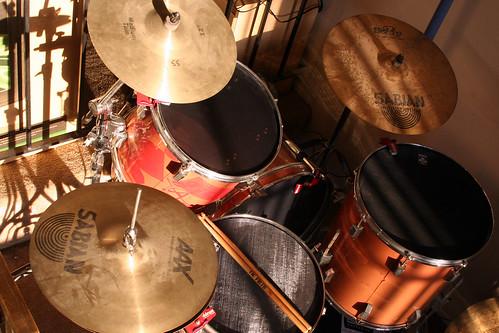 drum set full