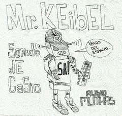 Sonido de Casio/Mr.Keibel (Arte de Tapa) (@Ele_A) Tags: robot napkin casio paraguay soundtrack asunción servilleta bandasonora luisaguirre artedetapa trazocatástrofe universoservilleta thenapkinuniverse mrkeibel nicodedoff audiomuthas plazamágico