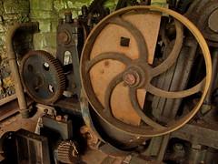 Wheels of Industry (Roger B.) Tags: industry wheel museum geotagged machinery industrialarchaeology wortleytopforge geo:lat=53494678 geo:lon=1557709
