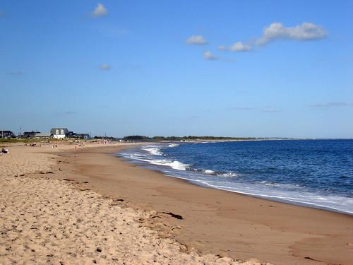 East Facing Beach Rhode Island