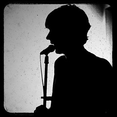 Devon Williams (afred) Tags: seattle music white black williams cut fingers devon artroom osker frontman megamachine