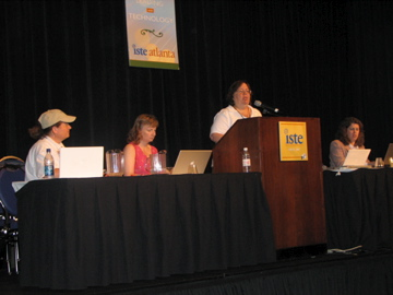 Women of Web 2.0 Presentation at NECC 2007