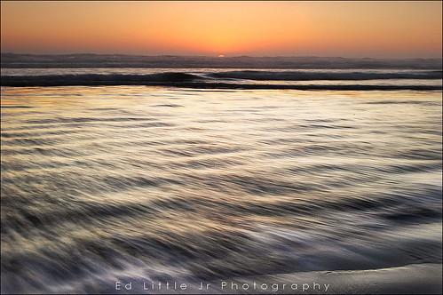 Gliding Water - Newport Beach, Oregon