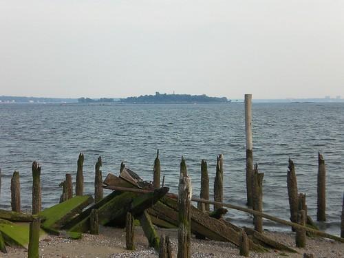 On David's Island