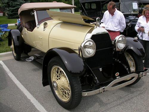 1921 Daniels D-19 Speedster