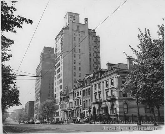 Prospect Park West 1947