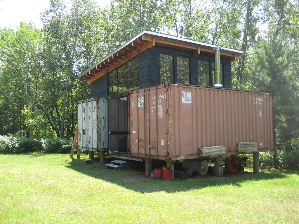 enemy2fashion shipping container houses