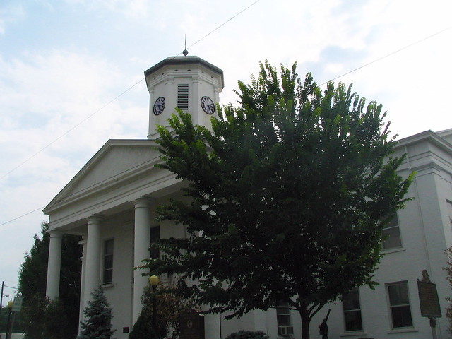 Harrison County Courthouse - Cynthiana, KY