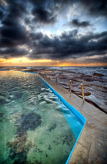 North Narrabeen Rock Pool (Christopher Chan) Tags: sea water sunrise canon searchthebest sydney australia nsw newsouthwales 1022mm hdr narrabeen rockpool northernbeaches aplusphoto superbmasterpiece
