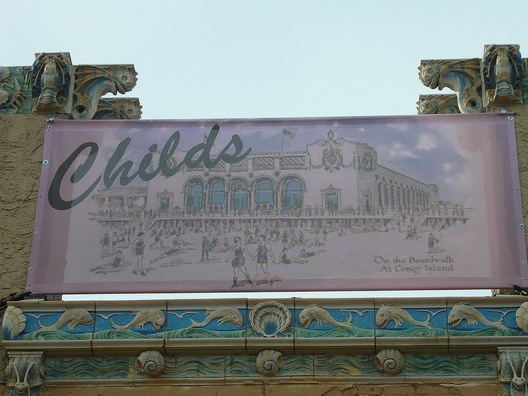 Childs Historic Sign
