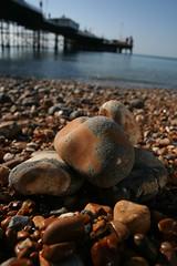 brighton ... rocks
