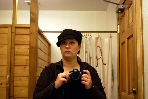 September 22, 2007 (Damn Hell Bathroom Winthrop)