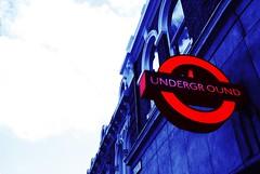 the tube (alternativefocus) Tags: london sign underground logo pentax thetube liverpoolst tubesign abigfave pentaxk10d alternativefocus
